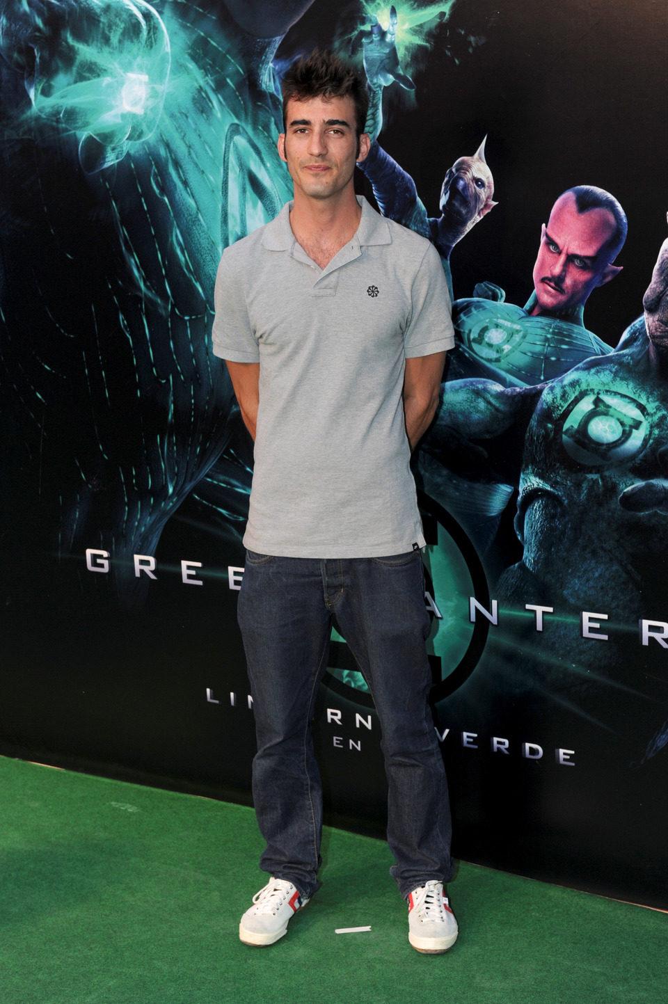 Green Lantern, fotograma 3 de 75