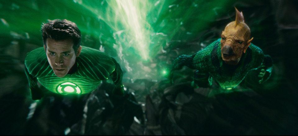 Green Lantern, fotograma 25 de 75