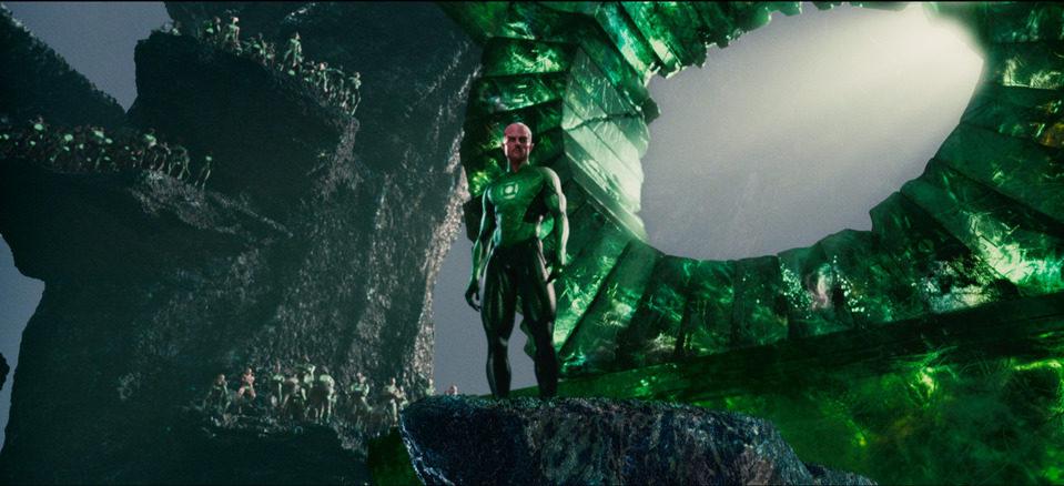 Green Lantern, fotograma 30 de 75