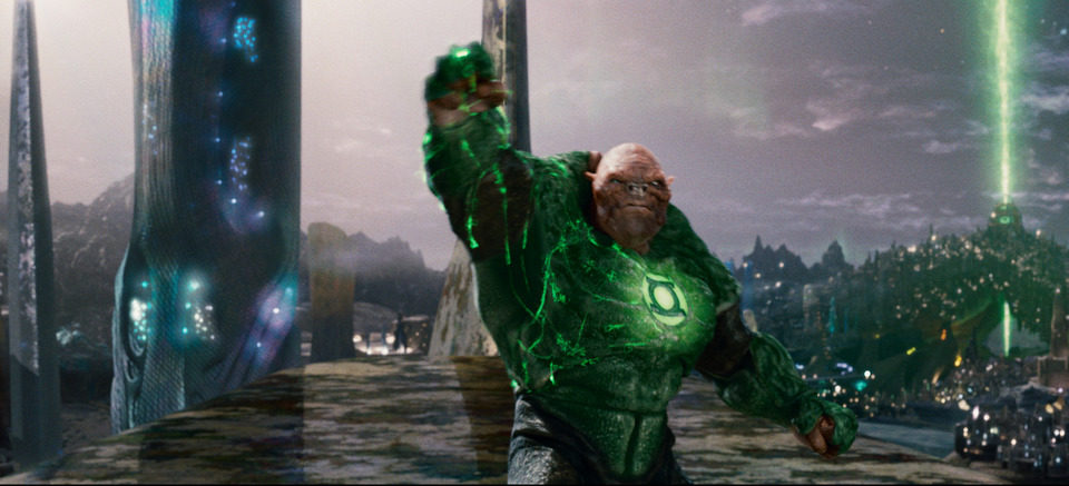 Green Lantern, fotograma 33 de 75