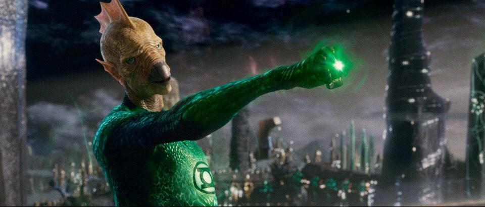 Green Lantern, fotograma 55 de 75