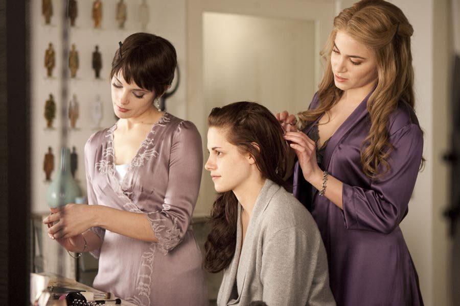 The Twilight Saga: Breaking Dawn - Part 1, fotograma 13 de 21