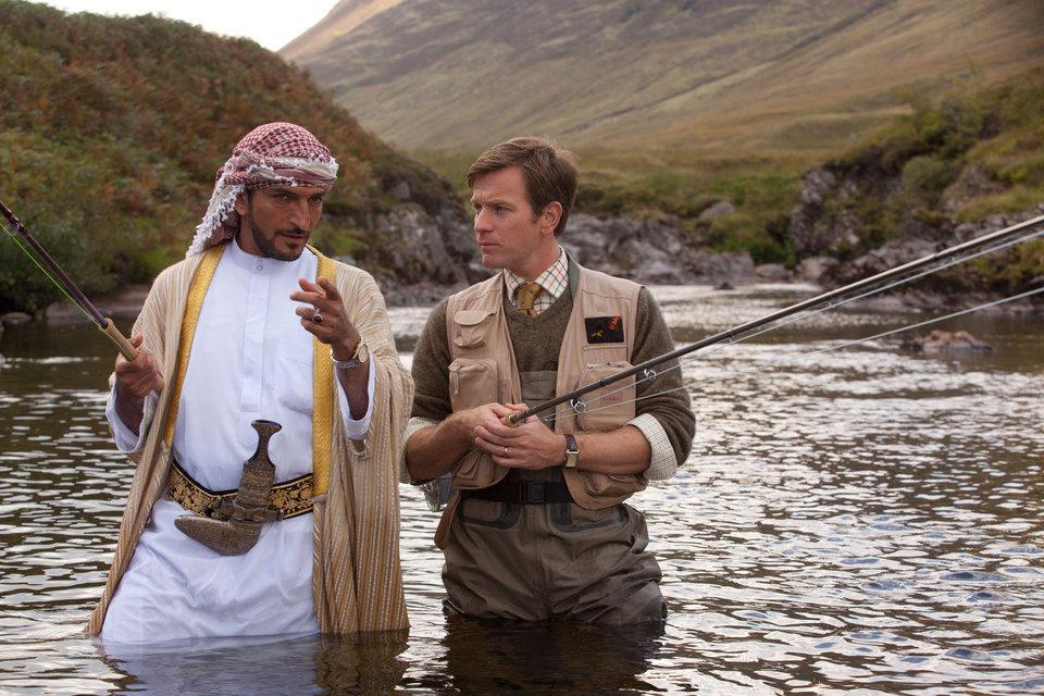 Salmon Fishing in the Yemen, fotograma 23 de 41