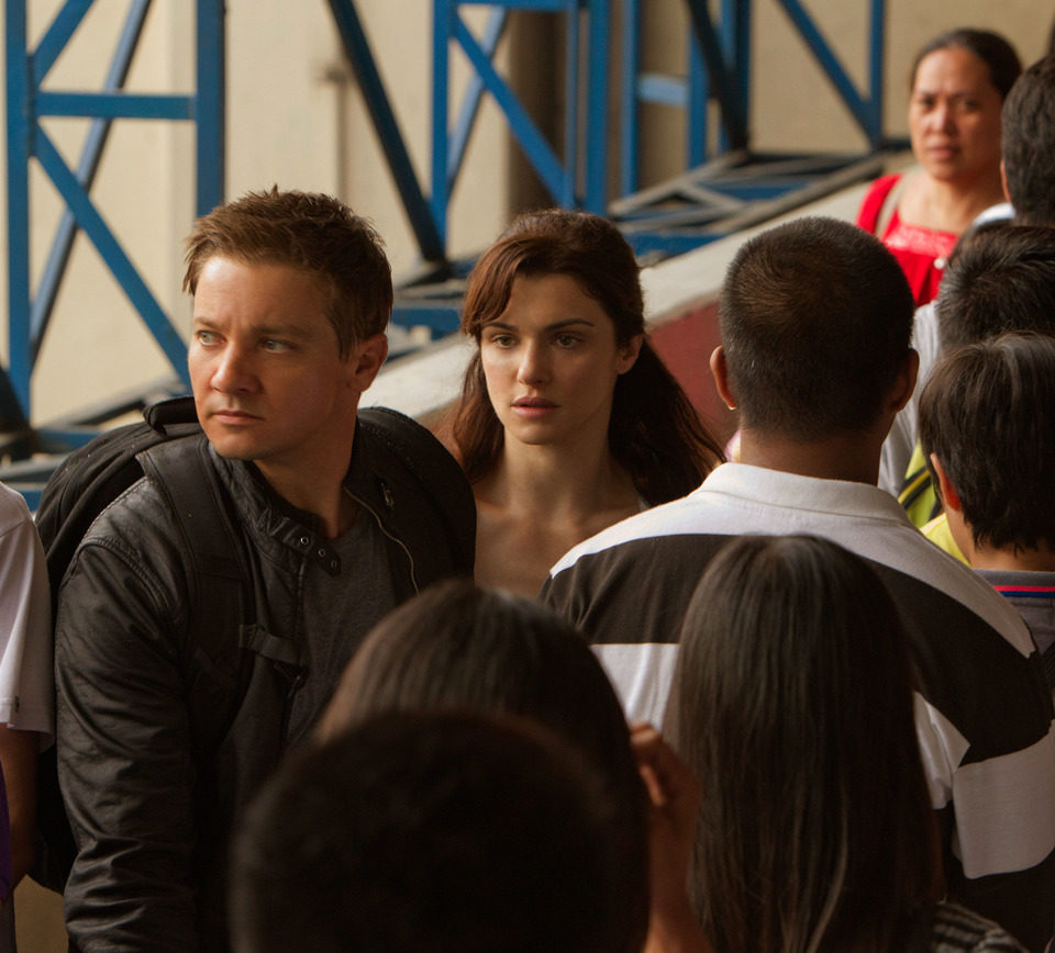 The Bourne Legacy, fotograma 5 de 18