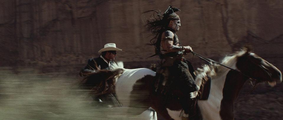 The Lone Ranger, fotograma 3 de 72
