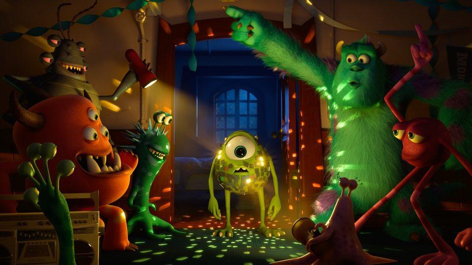 Monsters University, fotograma 4 de 21