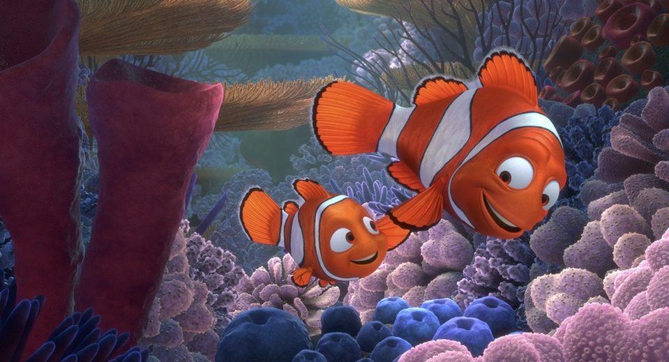 Finding Nemo, fotograma 1 de 12
