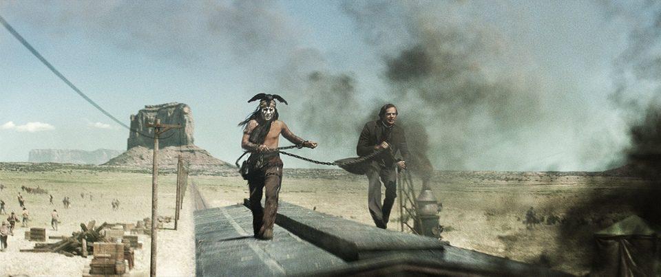 The Lone Ranger, fotograma 72 de 72