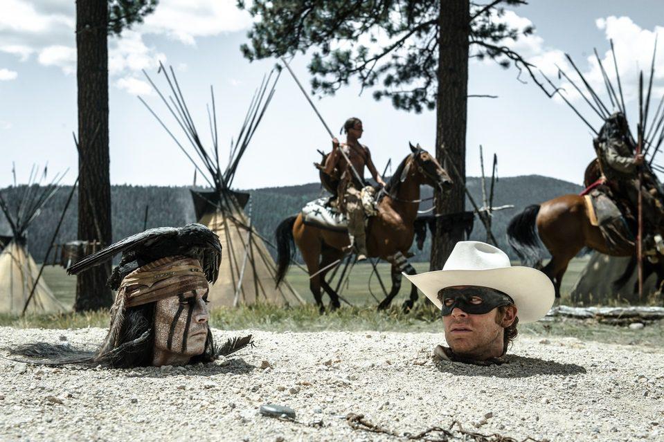 The Lone Ranger, fotograma 70 de 72