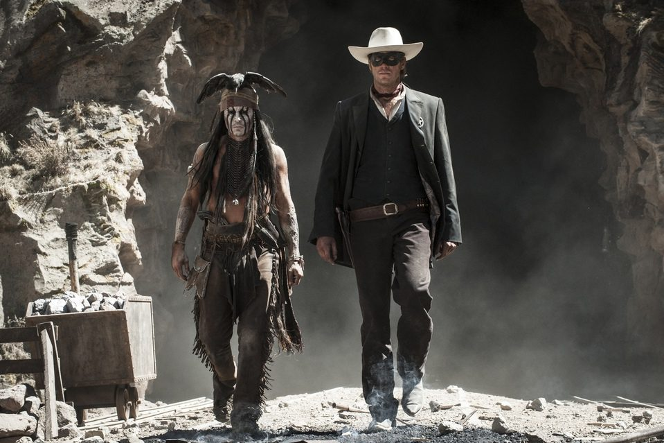 The Lone Ranger, fotograma 62 de 72