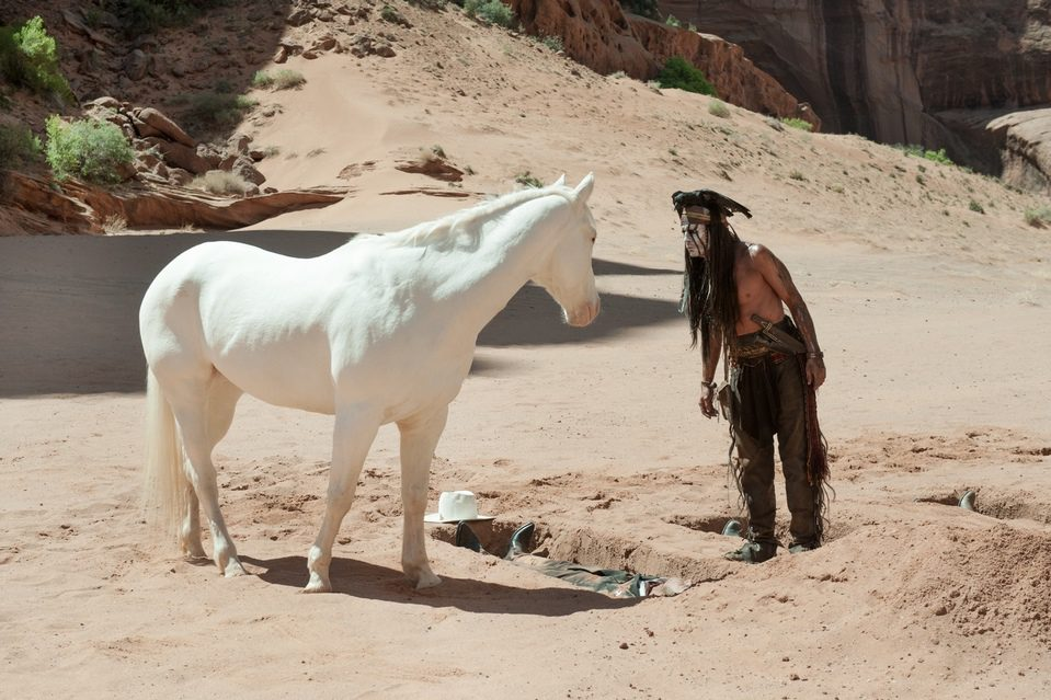 The Lone Ranger, fotograma 48 de 72