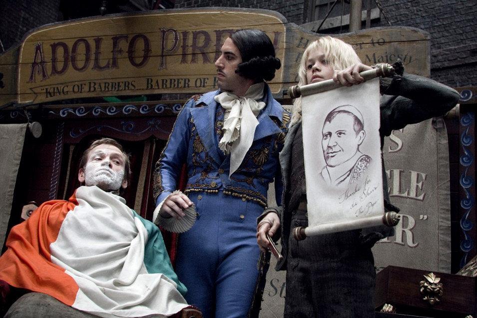 Sweeney Todd: The Demon Barber of Fleet Street, fotograma 8 de 35