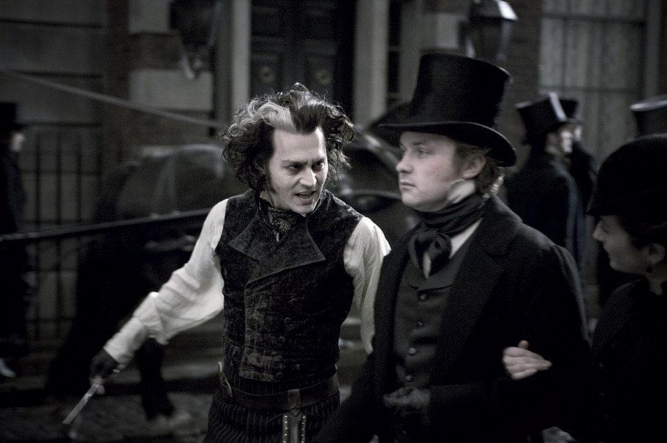 Sweeney Todd: The Demon Barber of Fleet Street, fotograma 13 de 35