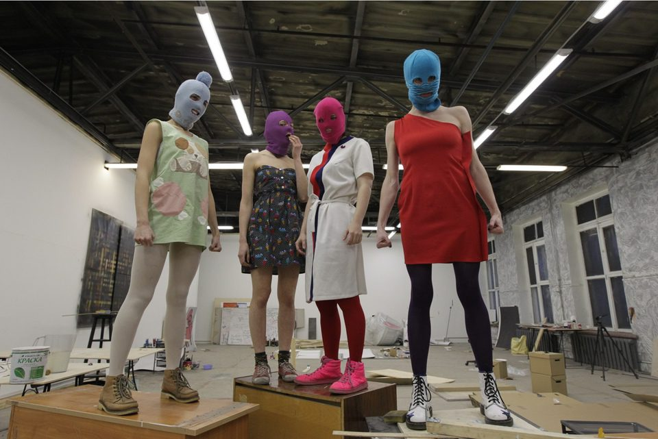 Pussy Riot: A Punk Prayer, fotograma 2 de 9