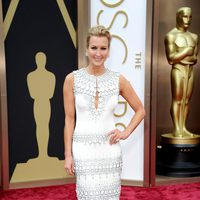 Lara Spencer at the 2014 Oscars