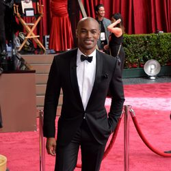 Tyson Beckford at the 2014 Oscars