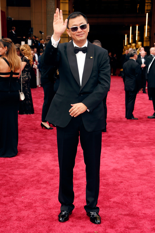 Kar Wai Wong at the 2014 Oscars