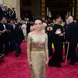 Sarah Ishaq at the 2014 Oscars