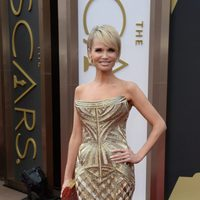 Kristin Chenoweth at the 2014 Oscars