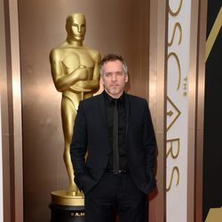Jean Marc Vallee at the 2014 Oscars