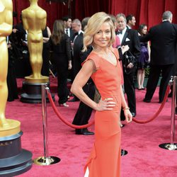 Kelly Ripa at the 2014 Oscars