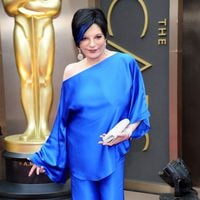 Liza Minelli at the 2014 Oscars
