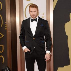 Kellan Lutz at the 2014 Oscars
