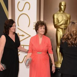 Philomena Lee at the 2014 Oscars