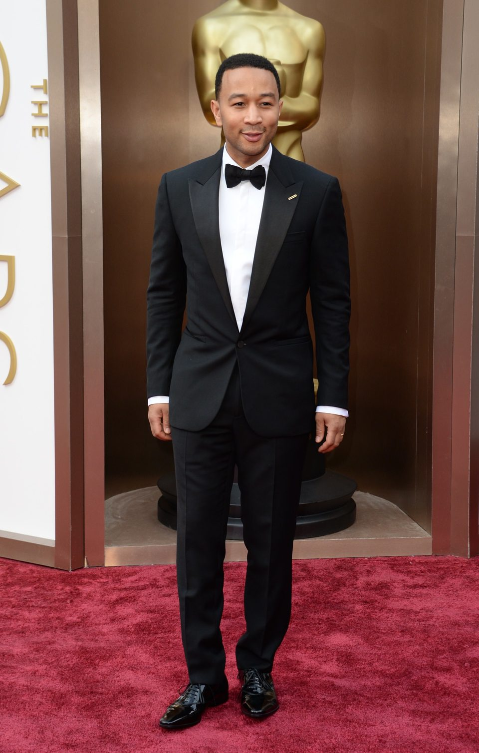 John Legend at the 2014 Oscars