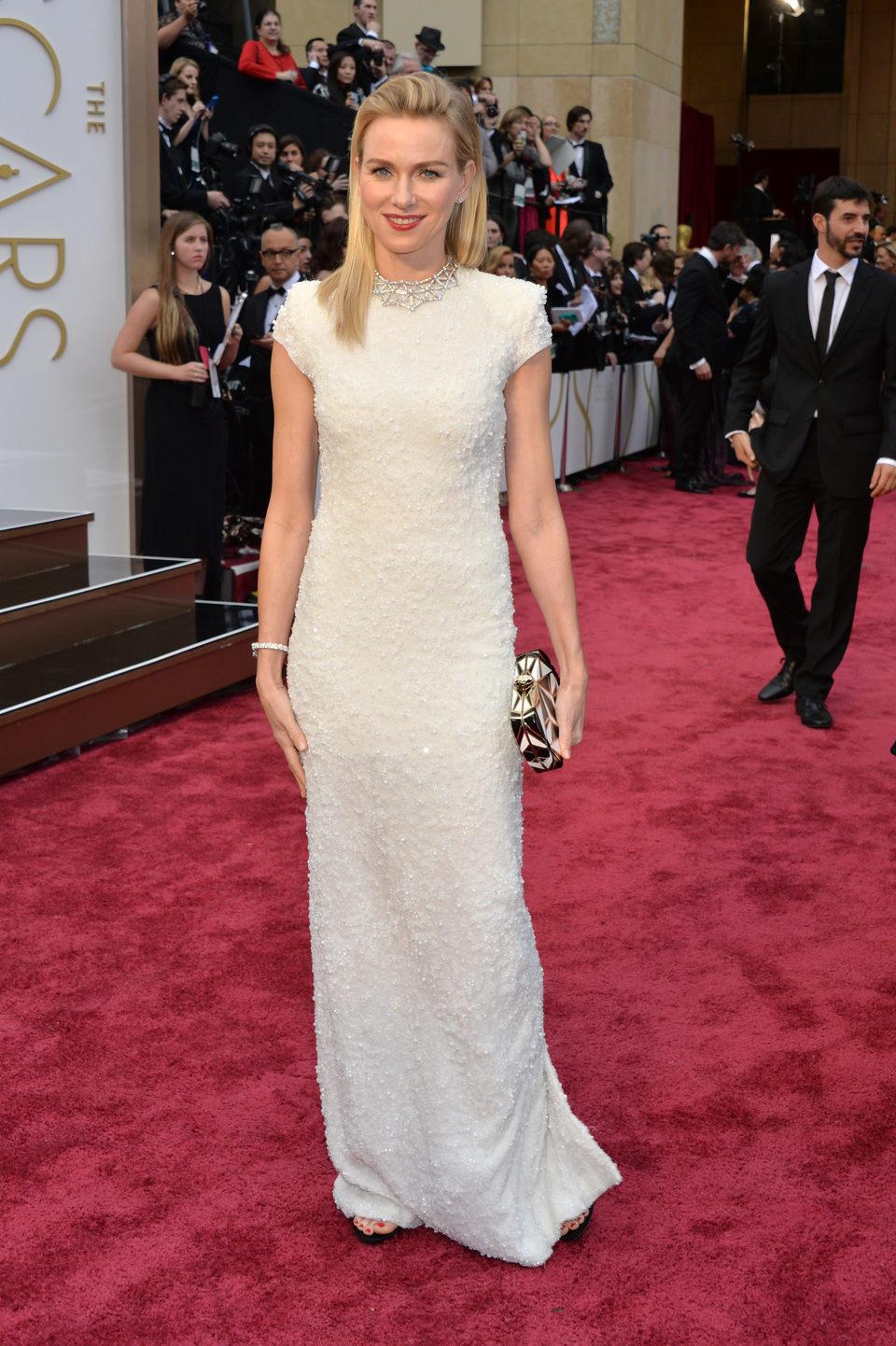 Naomi Watts at the 2014 Oscars