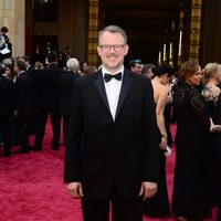 Edgar Barens at the 2014 Oscars