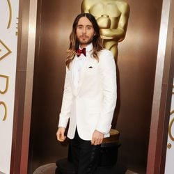 Jared Leto at the 2014 Oscars