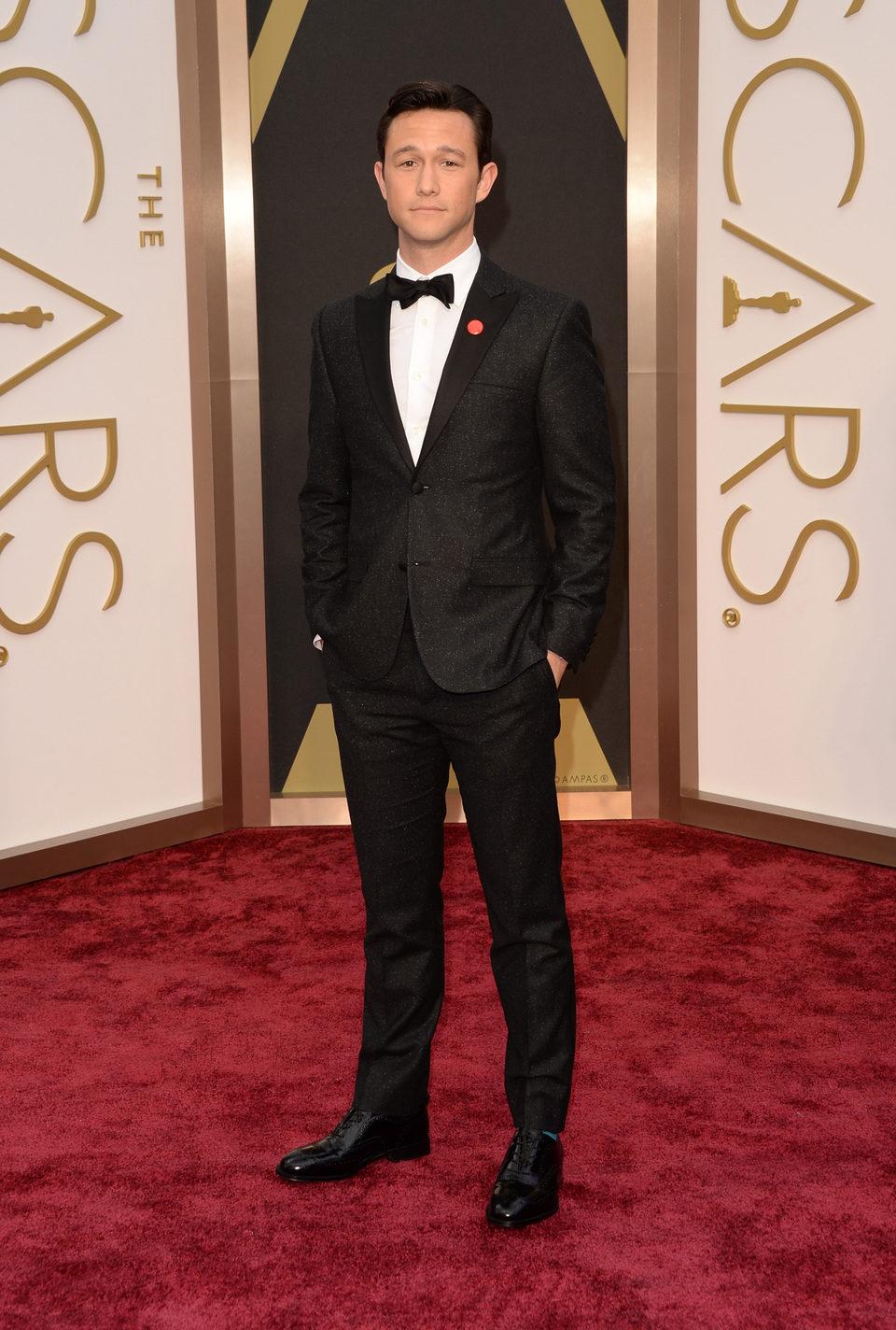 Joseph Gordon-Levitt at the 2014 Oscars