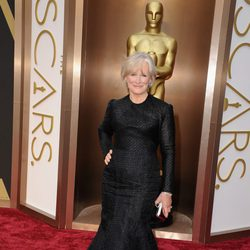 Glenn Close at the 2014 Oscars