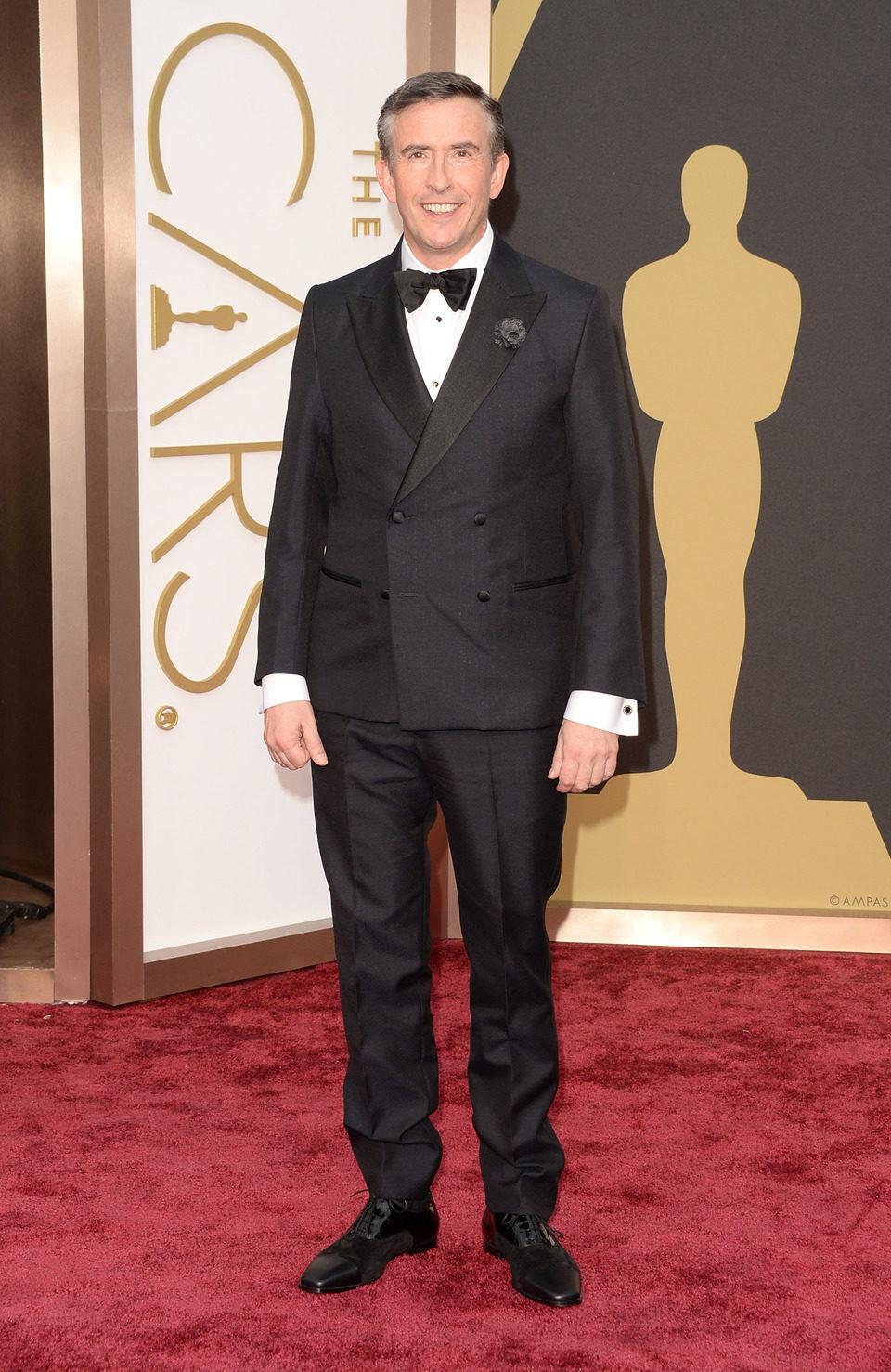 Steve Coogan at the 2014 Oscars