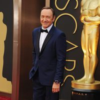 Kevin Spacey at the 2014 Oscars