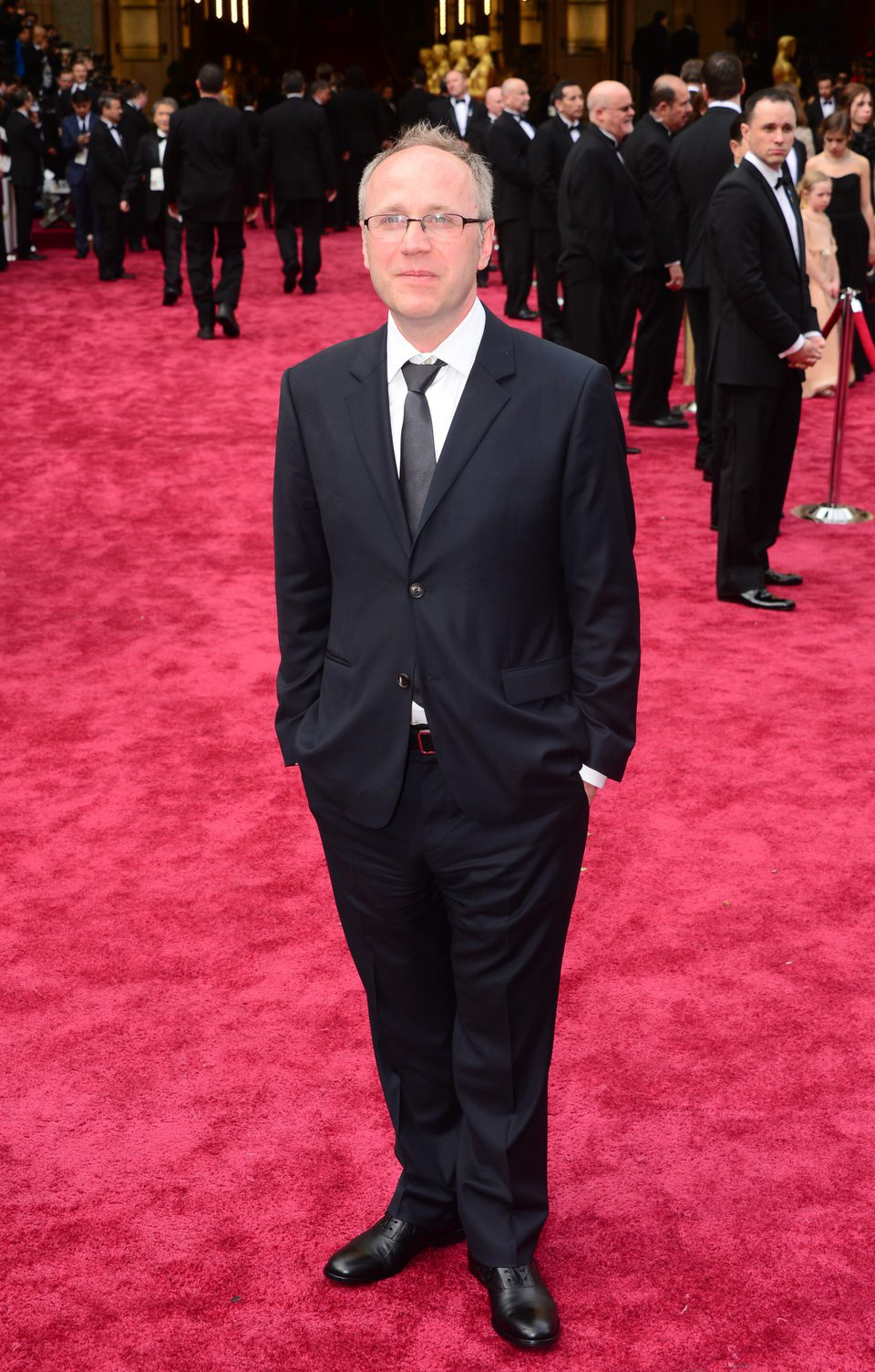 Philippe Le Sourd at the 2014 Oscars