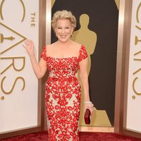 Bette Midler at the 2014 Oscars