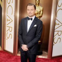 Leonardo DiCaprio at the 2014 Oscars