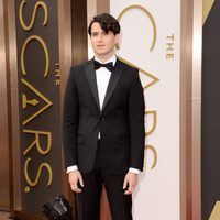 Ezra Koenig at the 2014 Oscars