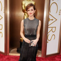 Emma Watson at the 2014 Oscars