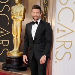 Bradley Cooper at the 2014 Oscars