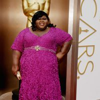 Gabourey Sidibe at the 2014 Oscars