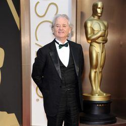Bill Murray at the 2014 Oscars