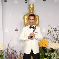 Matthew McConaughey, Best Perfomance by an Actor in a Leading Role at the 2014 Oscars
