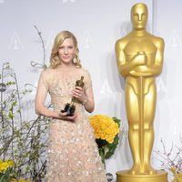Cate Blanchett, Best Actress at the 2014 Oscars