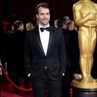 Will Forte on the red carpet at the 2014 Oscars