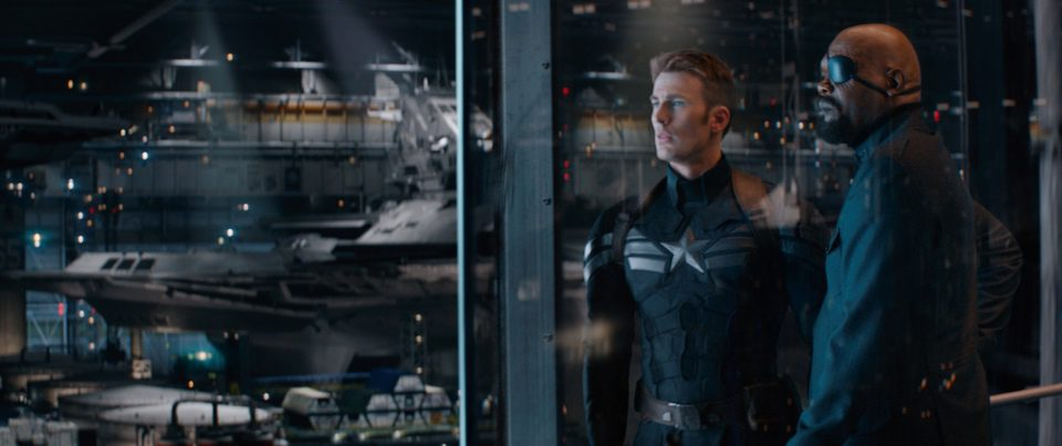 Captain America: The Winter Soldier, fotograma 28 de 29