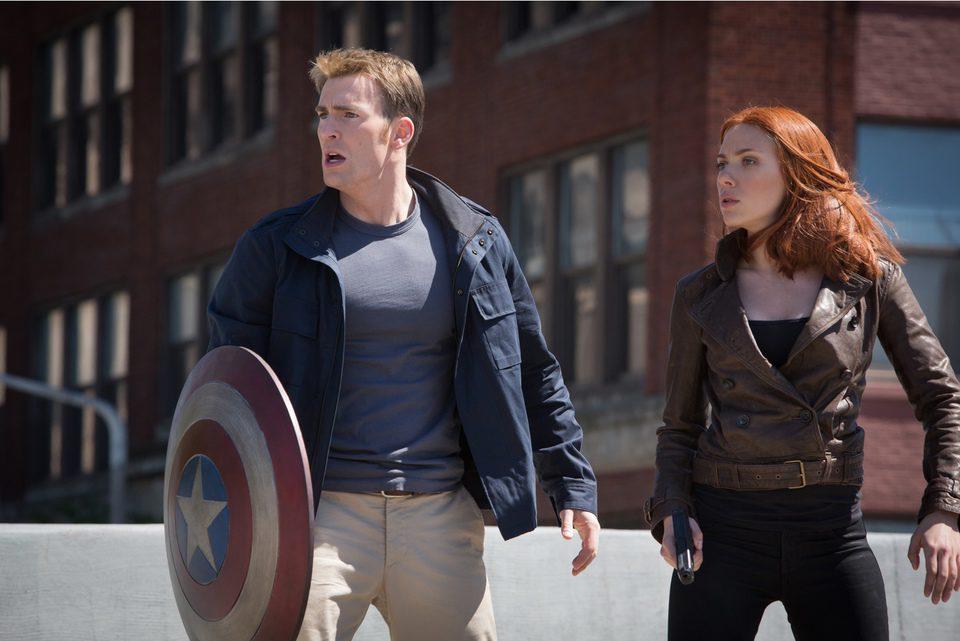 Captain America: The Winter Soldier, fotograma 13 de 29
