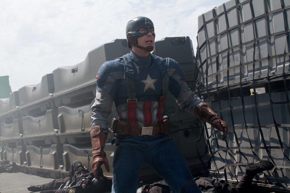 Captain America: The Winter Soldier, fotograma 7 de 29